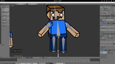 blender  animation tutorial part  armatures youtube