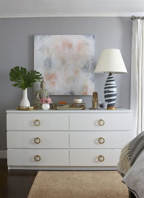 How To Style A Dresser by Easy Tips For Decorating Your Dresser Top