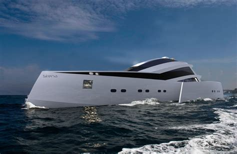 New Zealand Trimaran Drive by Sirena Trimaran Yacht Features Larger Interior Space