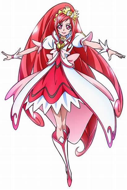 Ace Glitter Cure Force Precure Aguri Doki