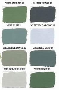 bleu vert peinture escalier pinterest bleu vert With nice couleur gris bleu peinture 9 cuisine leicht couleur verte