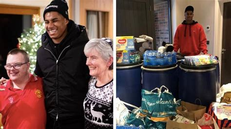 Marcus rashford has praised chelsea's reece james and mason mount for their amazing charitable work during the pandemic and believes it will help drive significant social change for the next. Marcus Rashford Is More Than Just A Footballer. He's A ...