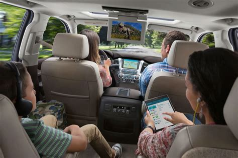 people  fit    chevy suburban
