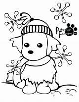 Coloring Winter Pages Preschoolers Weather Printable Print Preschool Getcolorings Season Pag sketch template