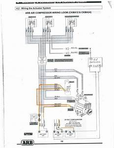 Arb Air Compressor Wiring Diagram : 24 volt arb compressor install ih8mud forum ~ A.2002-acura-tl-radio.info Haus und Dekorationen