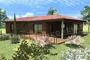 Sous Sol Maison : plan de maison moderne ovaly ~ Melissatoandfro.com Idées de Décoration