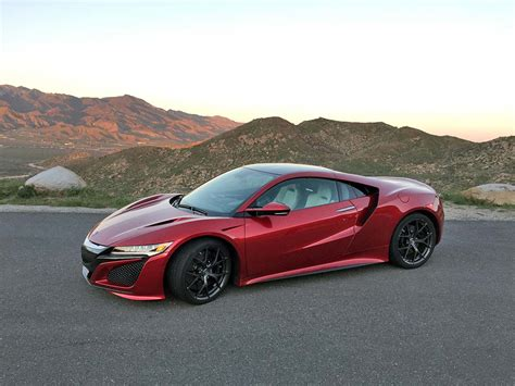 acura considers option for brawnier nsx type r thedetroitbureau com