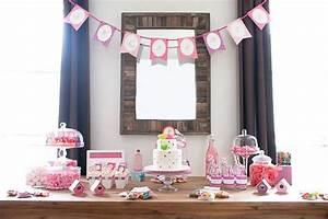 Decoration Anniversaire Fille : decoration table anniversaire fille 9 ans ~ Teatrodelosmanantiales.com Idées de Décoration