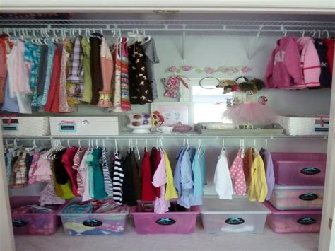 Cabinet & Shelving  Additional Baby Closet Organizer For