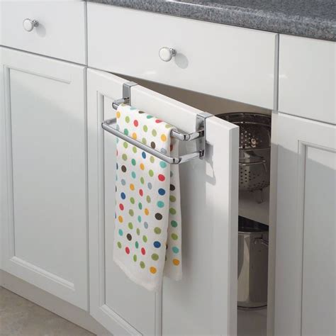 kitchen towel bars ideas maximize your cabinet space with these 16 storage ideas