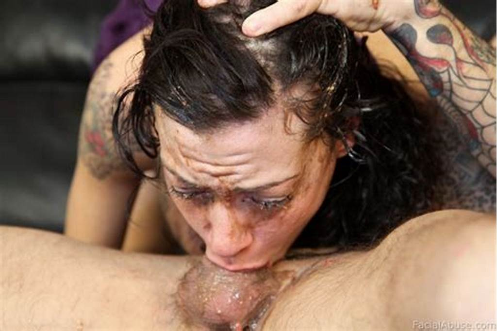 #Brutal #Face #Fuck #Has #Slut #Crying #And #Puking