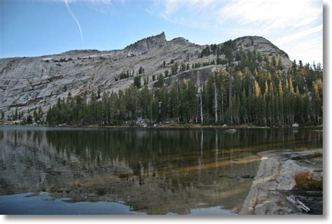 Cathedral Lakes Photo Gallery Tresidder Peak Landscape
