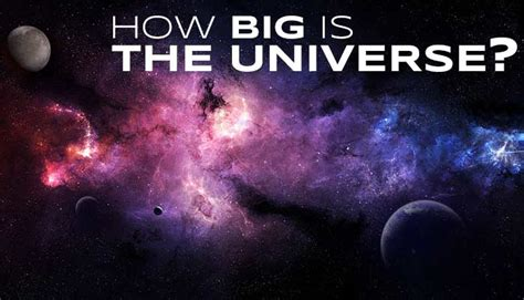 How Big Is The Universe?  Geography For Kids Mocomi