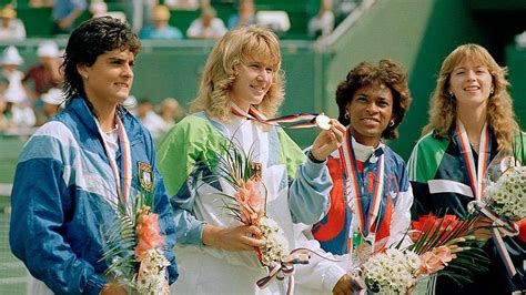 5 Youngest Women's Tennis Gold Medalists In Olympic History