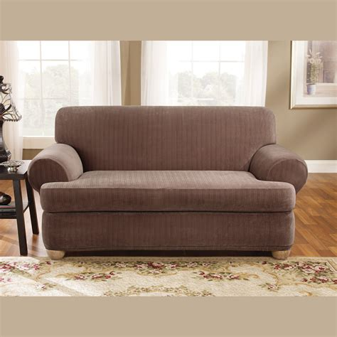 couch covers for reclining sofa sure fit reclining sofa slipcover sure fit stretch pearson