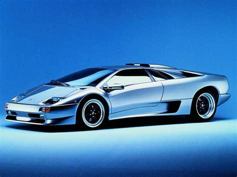 1999 Lamborghini Diablo Sv  Lamborghini Supercarsnet