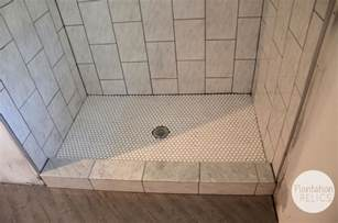 subway tile bathroom floor ideas walk in shower tile ideas bathroom astounding subway tile ceramic tiled white shower floor in