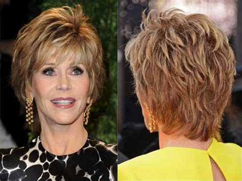 Short Hairstyles For Older Women 2014