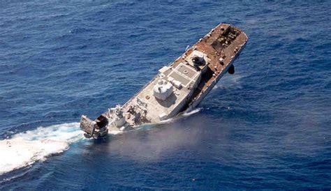 Nadine Yacht Sinking Plane Crash by La Mision