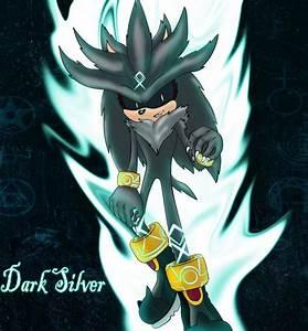 Gallery For > Dark Super Shadic The Hedgehog