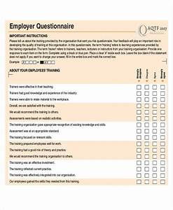 Free 9 Feedback Questionnaire Examples Samples In Pdf