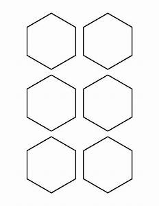 3 inch hexagon pattern use the printable outline for With 3 inch hexagon template