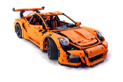 lego porsche gt3 porsche 911 gt3 rs lego set 42056 1 building sets