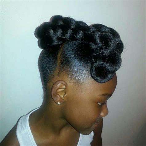 Kid Ponytail Hairstyles by Ponytail Children S Hair