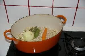 faire revenir cuisine recette des mogettes a la vendeenne haricots blancs le