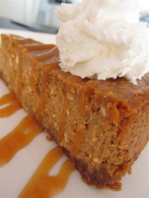We raised pumpkins in our large vegetable garden, and made homemade butter and lots of sour cream using milk from our dairy herd. Easy Pumpkin Cheesecake Recipe - Pumpkin Cheesecake Recipe Cheesecake Factory - Pumpkin ...