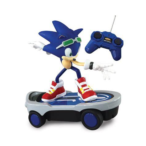 Fantasma Toys Full Function Sonic R/C Free Riders - Sonic ...