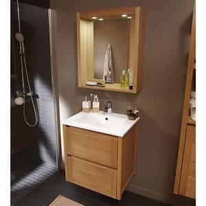 quelles astuces pour amenager une toute petite salle de With porte de douche coulissante avec but meuble sous lavabo salle de bain