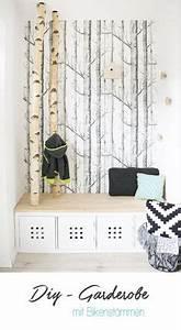 Garderobe Aus Birkenstämmen : der perfekte aufh nger das brauchen sie f r die garderobe aus birkenst mmen f r den flur ~ Yasmunasinghe.com Haus und Dekorationen