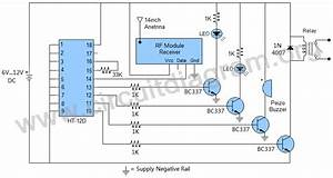 Wireless Four Level Temperature Sensor