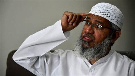 zakir naik   created terrorists  leaders
