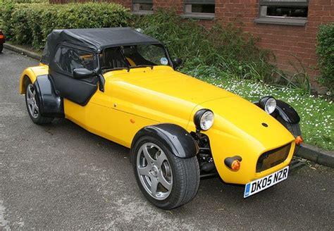 The Lotus 7 Kit Car Replica