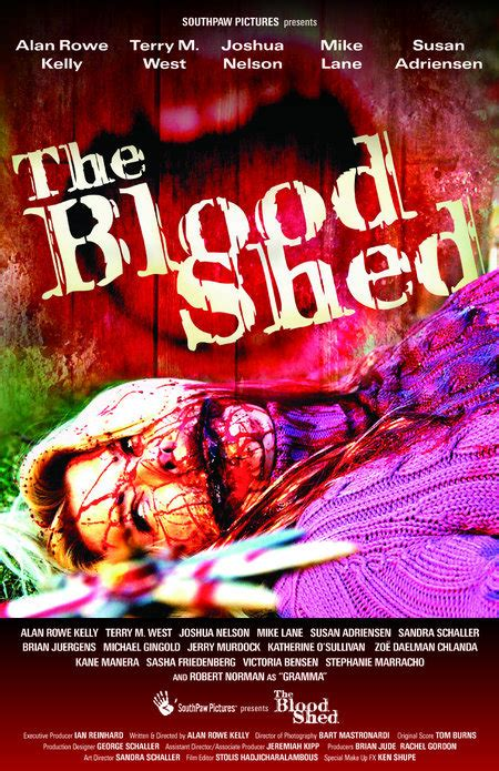 blood shed the blood shed 2007 imdb