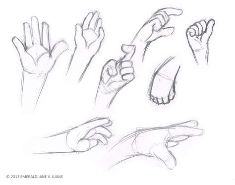 drawing hands  feet  digital sketchbook