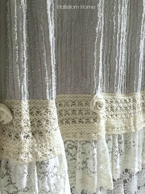 Shabby Chic Gardinen by Best 20 Shabby Chic Curtains Ideas On Pink