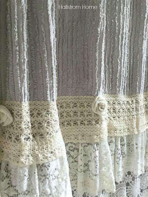 shabby chic bathroom curtain ideas best 25 shabby chic curtains ideas on curtain
