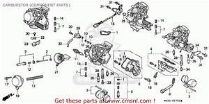 Honda Vf750c Magna 1994  R  Canada    Kmh Carburetor