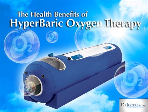 hyperbare chambre the health benefits of hyperbaric oxygen