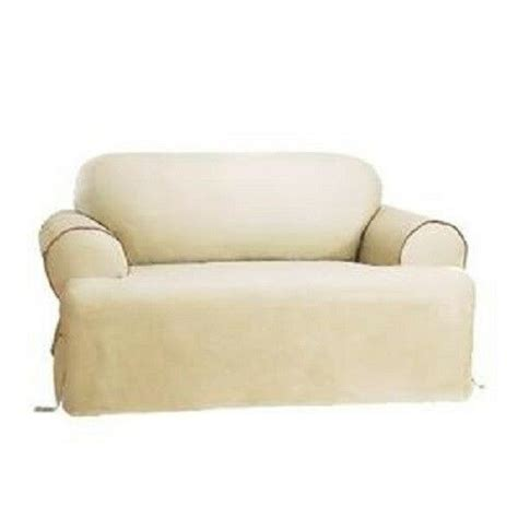 Loveseat T Cushion Slipcovers by New T Cushion Sofa And Loveseat Set Ivory W