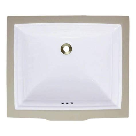 home depot kitchen sinks white mr direct undermount porcelain bathroom sink in white