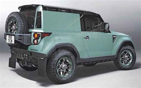 2019 Land Rover Defender by 2019 Land Rover Defender Exterior High Resolution