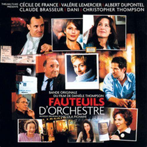 film music site fauteuils d orchestre soundtrack nicola