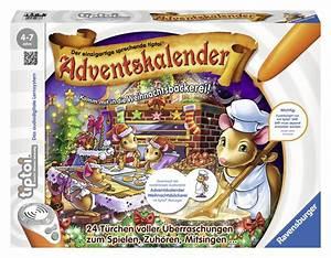 Lebkuchen Schmidt Adventskalender : tiptoi adventskalender 2015 die neuheiten von ravensburger ~ Lizthompson.info Haus und Dekorationen