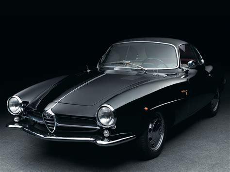 Black Alfa Romeo Giulietta Wallpaper Hd Wallpaper