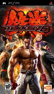 Tekken 6 PSP Game Free Download Full Version – PC Games ...