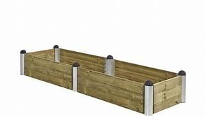 Planche Bois Autoclave : lame planche bois autoclave 60cm pour jardini re potager pipe ~ Premium-room.com Idées de Décoration